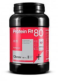 ProteinFit 80 2000g jahoda