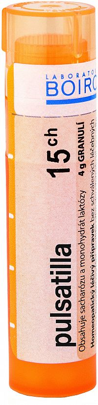 Pulsatilla CH15 granule 4g