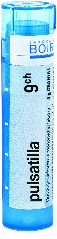 Pulsatilla CH9 granule 4g