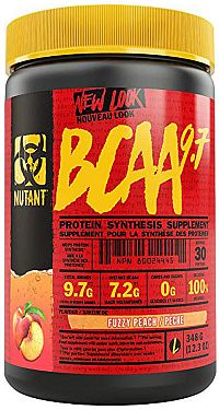 PVL Mutant BCAA 9.7 fuzzy peach 348g
