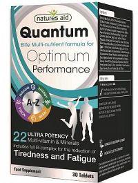 QUANTUM High Potency Multivitamín & Minerály