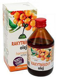 RAKYTNÍKOVÝ olej 100% za studena lisovaný 50ml