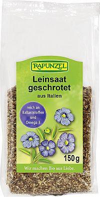 Rapunzel Bio ľanové semienko drvené 150g