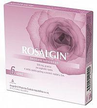 ROSALGIN granulát na vaginálny roztok 6x500 mg