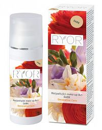 Ryor Rozjasňujúci  make-up 8v1 DARK 30ml