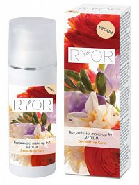 Ryor Rozjasňujúci  make-up 8v1 MEDIUM 30ml