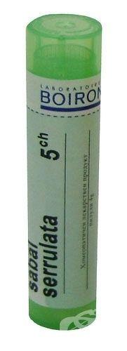 SABAL SERRULATA GRA HOM CH5 4 g