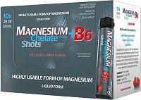 Salutem Magnesium Chelate + B6 príchuť višňa, ampulky 10x25ml