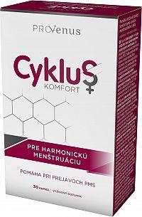 Salutem Pharma Cyklus Komfort ProVenus 30 kapsúl