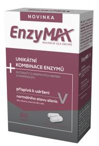 Salutem Pharma EnzyMAX V 60 kapsúl