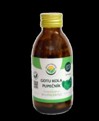Salvia Paradise Gotu kola - pupočník 120 kapsúl
