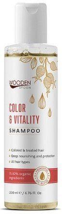Šampón Farba a Vitalita WoodenSpoon 200ml