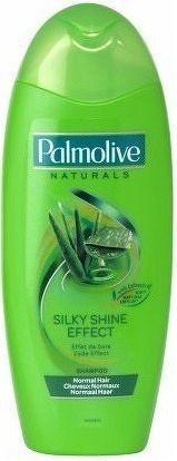 Šampón Palmolive Naturals Silky Shine - Aloe Vera 350ml