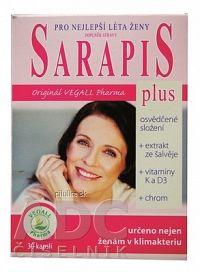 Sanamed Sarapis plus 30 kapsúl