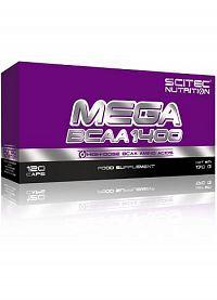 Scitec Nutrition Mega BCAA 1400 90 tabliet