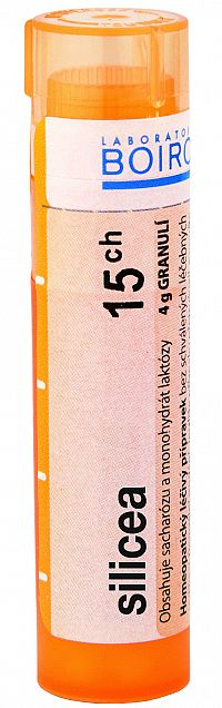 Silicea CH15 granule 4g