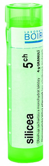 Silicea CH5 granule 4g