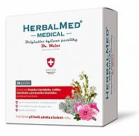 Simply You Herbalmed Medical pastilky Dr. Weiss 20 pastiliek