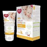 SPLAT BABY detská zubná pasta 40 ml + zubná kefka na prst