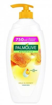 Sprchovací gél Palmolive Naturals Milk & Honey pumpa 750ml
