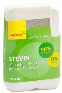 Stevin stolní sladidlo Wolfberry 200 tbl
