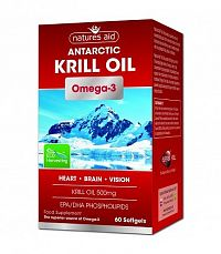 SUPERBA®KRILL Oil 500 mg (Omega 3) 60 softgels