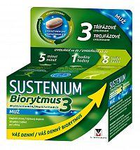 Sustenium Biorytmus 3 multivitamín MUŽ tbl. 30ks