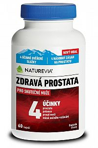 Swiss NATUREVIA Prosta Ease 60cps