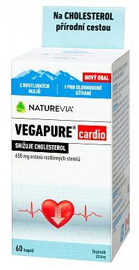 Swiss Vegapure Cardio kapsúl 60