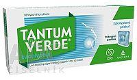 Tantum Verde Eucalyptus 3mg pastilky 20 ks
