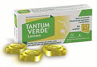 Tantum Verde Lemon 3 mg 20 ks