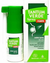 TANTUM VERDE spray forte 15ml