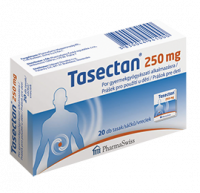 Tasectan 250 mg plv 20 vrecušok