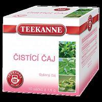 Teekanne Čistiaci čaj bylinná zmes 10x1,6g