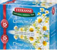 TEEKANNE NHT Camomile bylinný čaj harmančekový 20x1 1 g