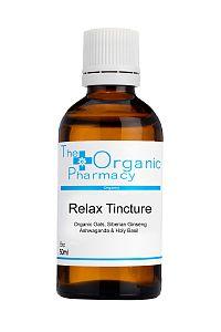The Organic Pharmacy Relaxačná bylinná tinktúra 50ml