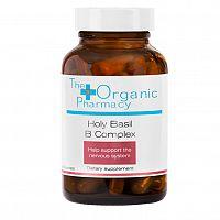 The Organic Pharmacy Vitamínový B-komplex s bazalkou 60 kapsúl