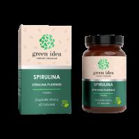 Topvet Spirulina bylinný extrakt 60 kapsulí