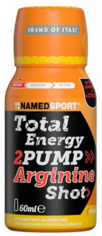 Total Energy 2 Pump Arginine Shot