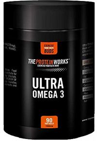 TPW Ultra Omega 3 90 kapslí