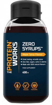 TPW Zero Syrups čokoláda 600 g