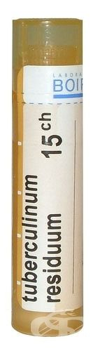TUBERCULINUM RESIDUUM GRA HOM CH5 4 g