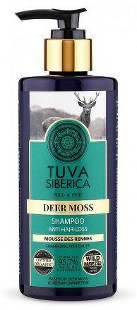 Tuva Siberica Deer Moss Anti Hair-Loss Shampoo
