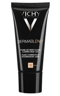 VICHY DERMABLEND 15 KOR.MAKE-UP fluidný 1x30 ml