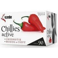 Virde Chillies Active 90tbl