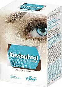 VITAR Reviophtal LUTEIN MAX 60 kapsúl
