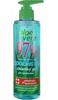 VIVAPHARM ALOE VERA 97% CHLAD.GEL 500ML