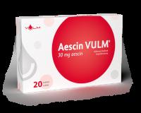 VULM Aescin 30 mg tbl flm 20