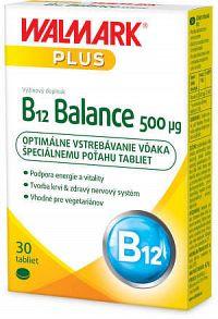 WALMARK B12 Balance 500 µg tbl 1x30 ks