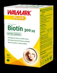 WALMARK Biotín 300 µg tbl 1x90 ks